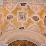 Restauro prebisterio Madonna della Stella