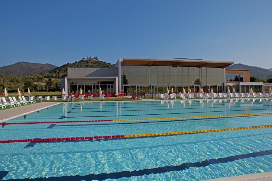 Il centro sportivo le gocce ha compiuto 5 anni di for Centro sportivo le piscine