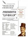 """Commedia """"La Balia"""" Orchidea 2015"""