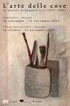 Mostra L'Arte delle cose Levi 2015