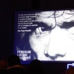 """Fotogallery recital """"Dedicato a Pier Paolo Pasolini"""""""