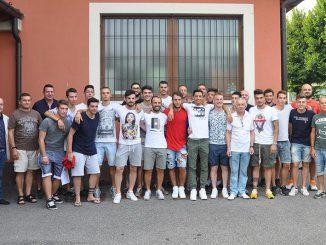 Presentazione Gussago Calcio 2016