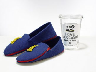Home moccassin