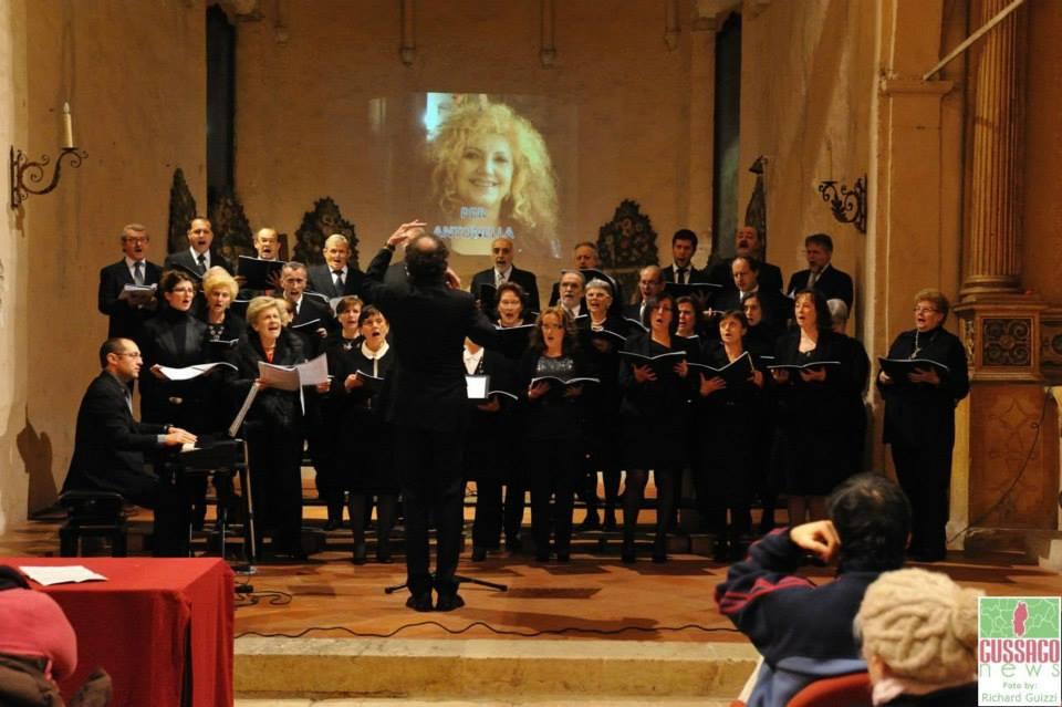 """Fotogallery concerto """"per Antonella"""" 2013"""