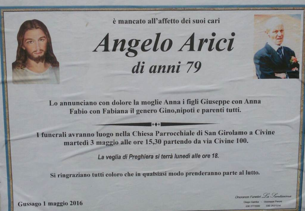 Arica Angelo incontri