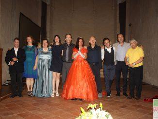 """Fotogallery concerto LIRICArte """"Quattro stagioni in Lirica - Estate 2016"""""""