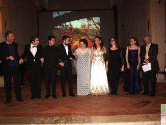 """Fotogallery concerto LIRICArte: quattro stagioni in Lirica """"Omaggio ad Angelo Cartella"""" novembre 2017"""